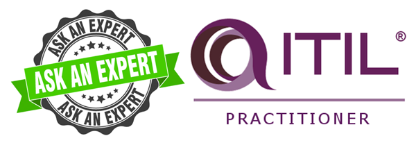 Ask an Expert ITIL Practitioner